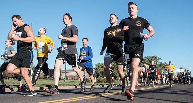 6th annual Running for Our Heroes 5K Run/Walk