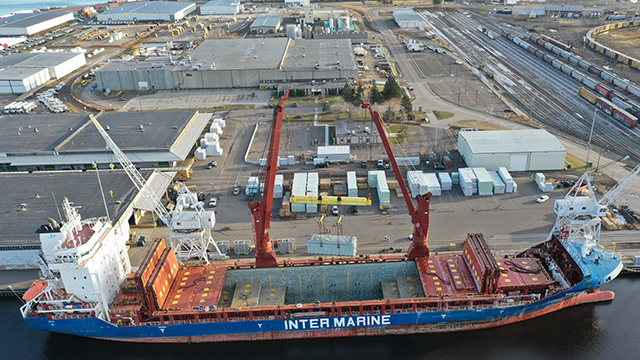 Port of Duluth-Superior gains second consecutive Pacesetter Award