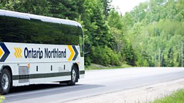 Ontario Northland Starting May 17th