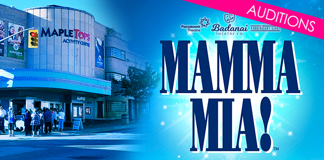 Casting Mamma Mia Badanai Theatre   Lake Superior News