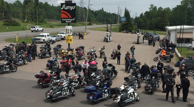 Ride For Dad   Lake Superior News