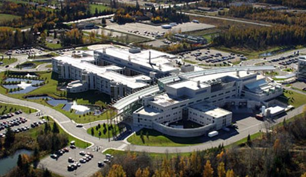 Thunder Bay Regional Health Sciences Centre   Lake Superior News