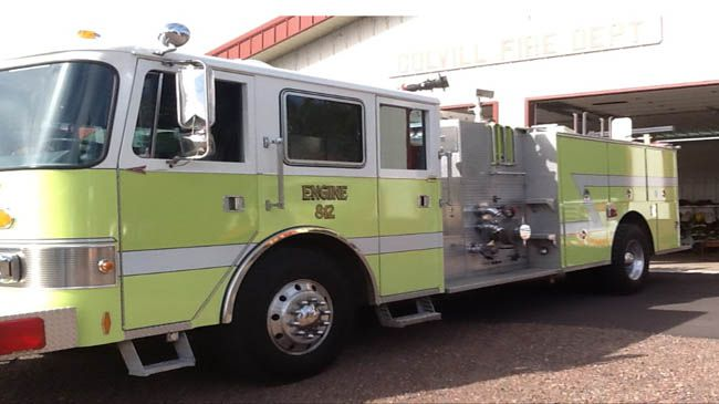 Colvill's  Volunteer Fire Department  Lake Superior News