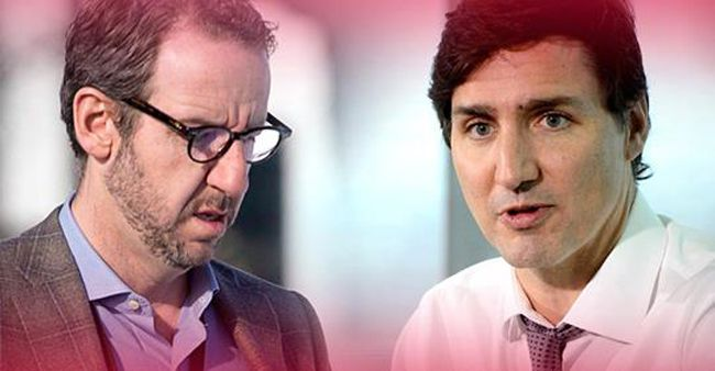 Butts Trudeau   Rebel Media  Lake Superior News