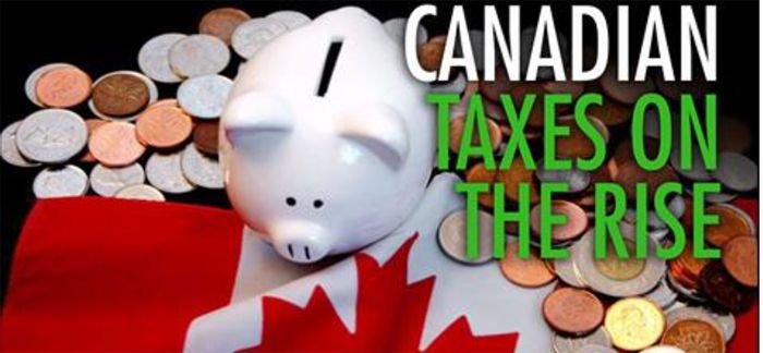 Fraser Institute Massive Tax Grab  Lake Superior News