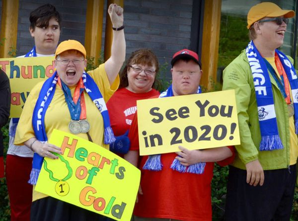 Thunder Bay to host 2020 Special Olympics Canada Winter Games