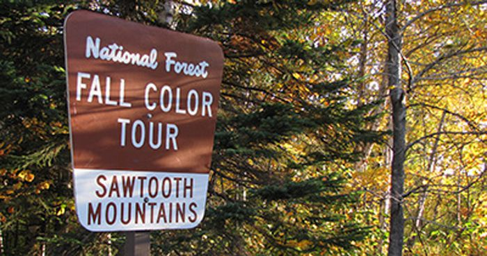 Sawtooth Mountains Fall Color Tour   Lake Superior News