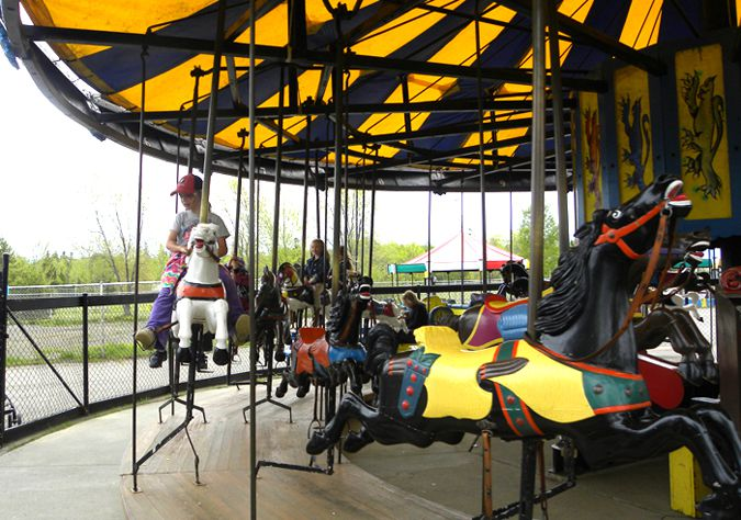 Chippewa Carousel   Lake Superior News