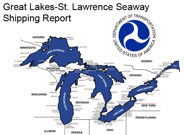 Great Lakes Shipping Impact Report  Lake Superior News