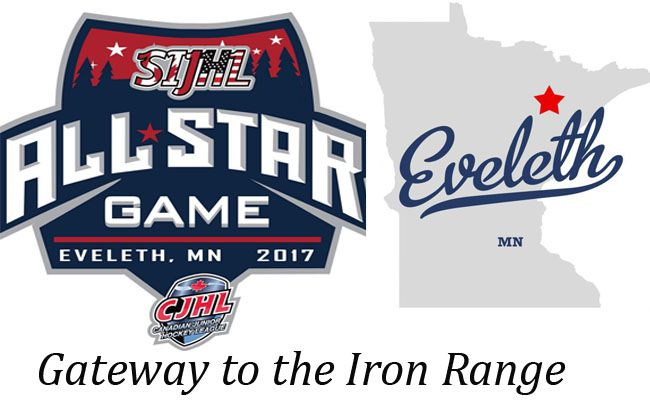 SIJHL  All Star Game    Eveleth MN     Lake Superior News