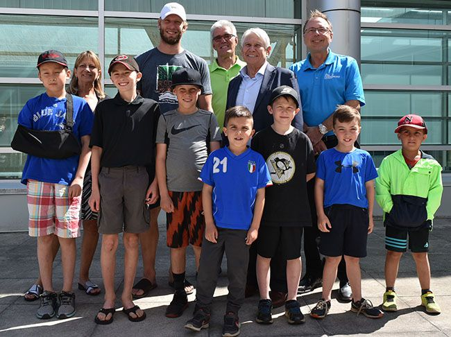 Winners of Team Staal 2018 to play in Fountain Tire Summer Classic  Lake Superior News