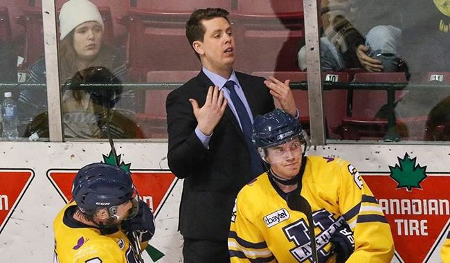 Head Coach Andrew Wilkins Thunderwolves  Lake Superior News