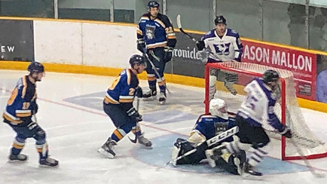 Thunderwolves fall to Mustangs  Lake Superior News