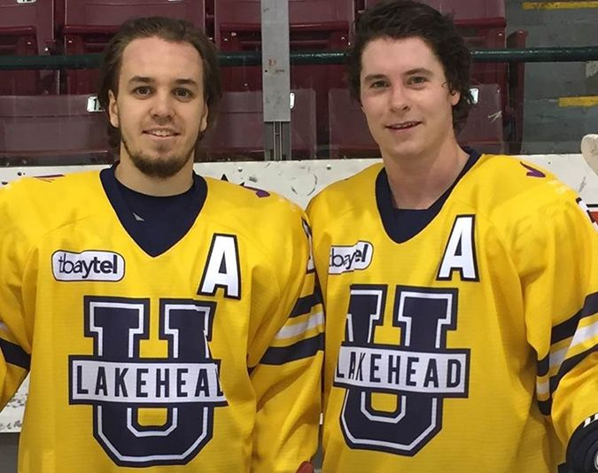 Thunderwolves jerseys Auction  Lake Superior News