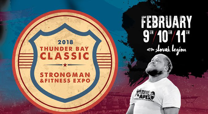 Thunder Bay Classic and Fitness Expo   Lake Superior News