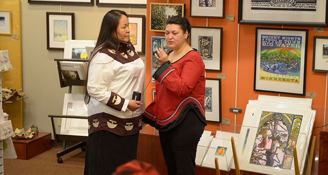 Sivertson Gallery Inuit   Lake Superior News
