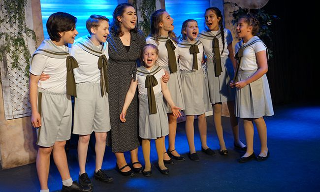 Sound of Music at the Paramount Theatre Lake Superior News