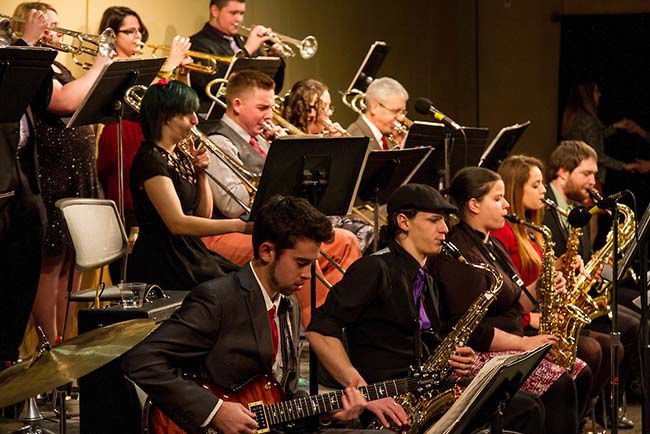UW-Superior Jazz Band   Lake Superior News