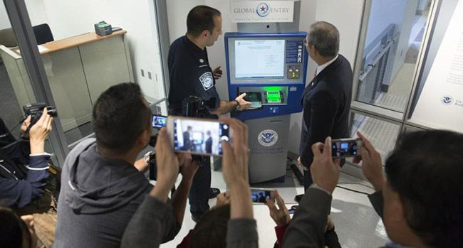 Global Entry  Taiwan  Lake Superior News