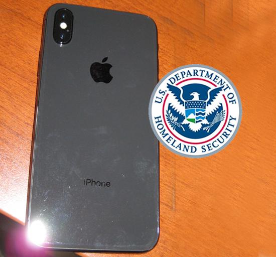 CBP  seize  iPhone From Canada  Lake Superior News