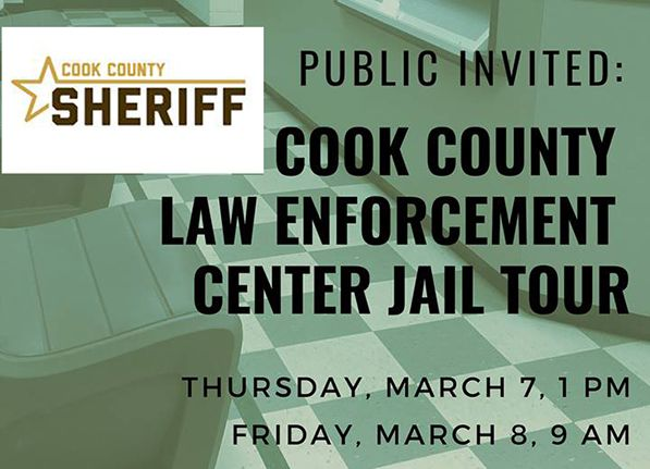 Tour Cook County  Law Enforcement Center & Jail  Lake Superior News