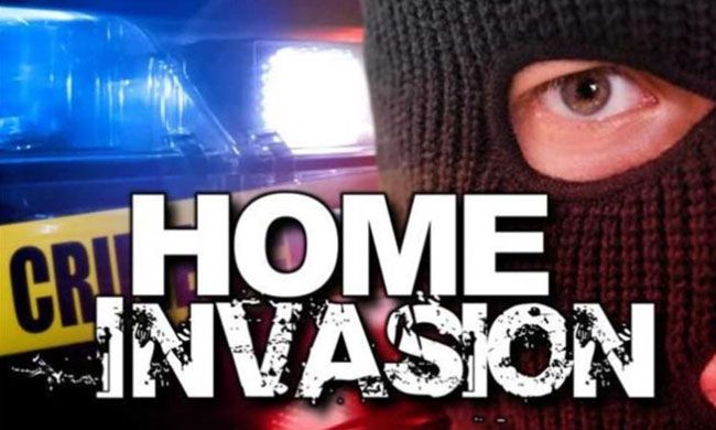 Home Invasion  93-year-old woman was home  Lake Superior News
