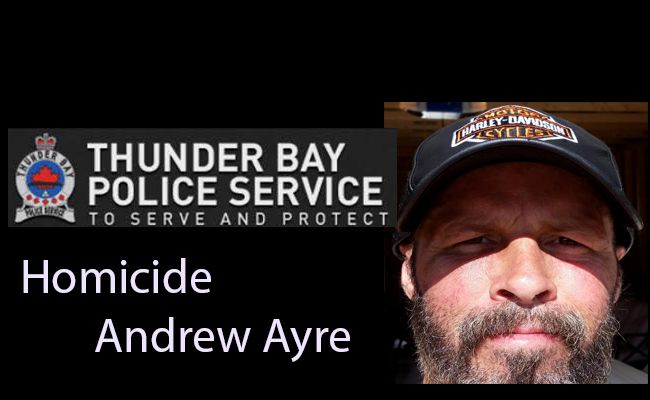 Andrew Ayre  Homice Victim  Lake Superior News
