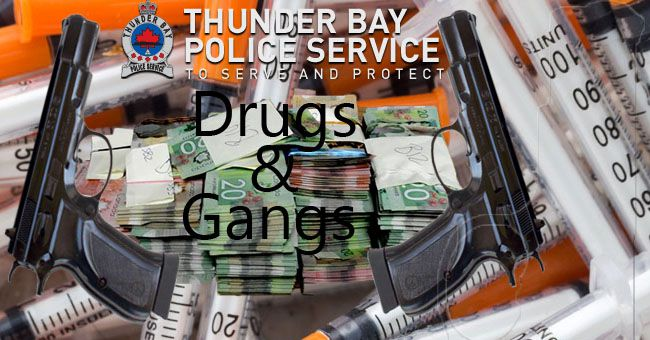 Drugs Guns Gangs Thunder Bay   Lake Superior News