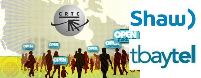 CRTC  Shaw  Tbaytel   Lake Superior News