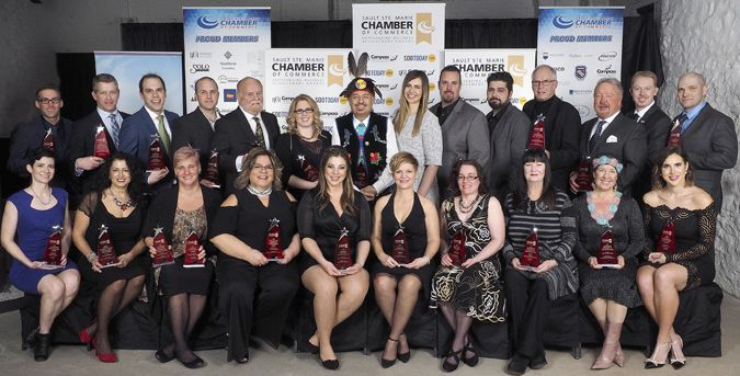 Soo Chamber Outstanding Business  Awards  Lake Superior News
