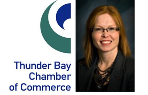 Thunder Bay Chamber of Commerce Charla Robinson   Lake Superior News