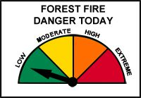 Northwest Region Fire Hazard_Low  Lake Superior News