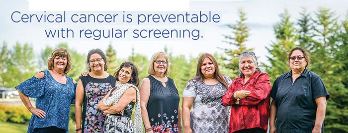 Screening Can Reduce the Risk of Cervical Cancer  Lake Superior News