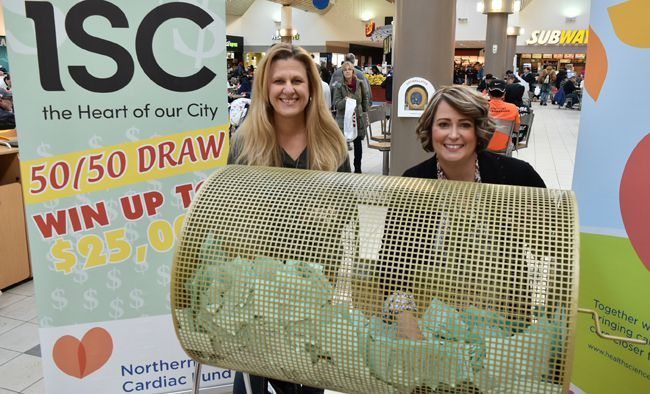 ICS Northern Cardiac Fund  50 - 50 Draw  Lake Superior News