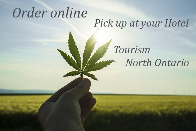 Order your Cannabis Online  Tourism Northern Ontaior   Lake Superior News