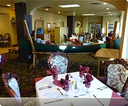 Prince Arthur Hotel Portside Dinning Room Lake Superior News