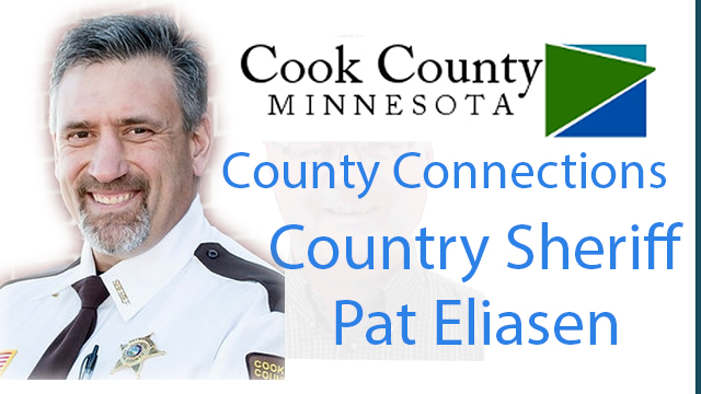 Sheriff Pat Eliasen  Lake Superior News