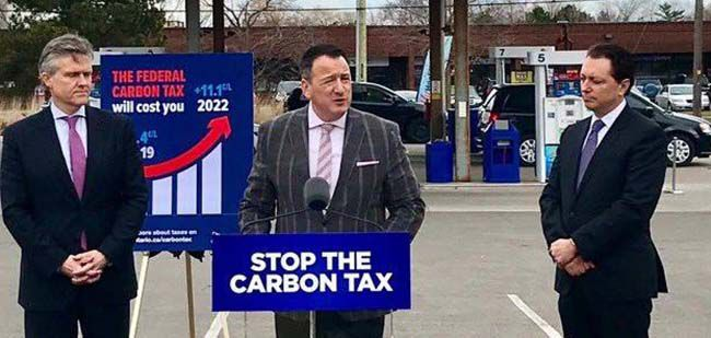 Bills to Reflect Increased Cost of Federal Carbon Tax  Lake Superior News