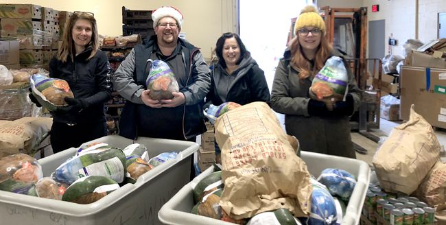 Leadership Thunder Bay Christmas Dinners   Lake Superior News