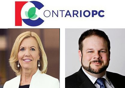 Christine Elliott   Derek Parks Thunder Bay-Superior North  Lake Superior News