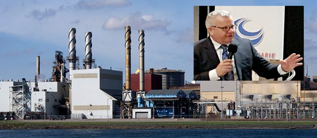 Essar-Algoma tax file  Rory Ring    Lake Superior News