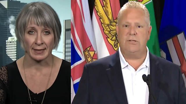 Doug Ford Slams Liberal Government As They Try Falsely Blaming Him For Bombardier Layoffs  Lake Superior News