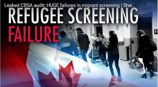 Rebel Media  Border Screening Failure   Lake Superior News