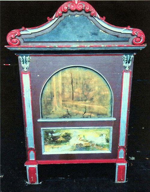 Chippewa Park Carousel Organ outdoor concert Waverly Park