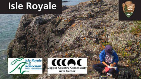 Isle Royale Teen Artist   Lake Superior News
