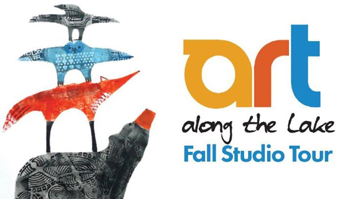 Art Along the Lake: Fall Studio Tou