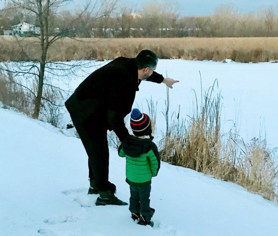 DNR On Thin Ice Teach Your Children  Lake Superior News