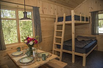 White Water State Park Cabin   Lake Superior News