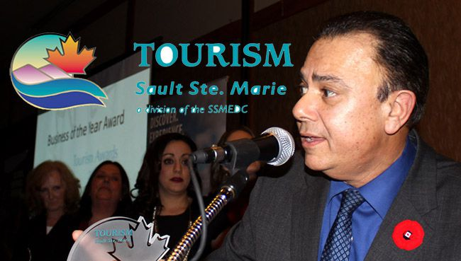 Sunny  Naqvi  Tourism Sault Ste. Marie Awards  Lake Superior News