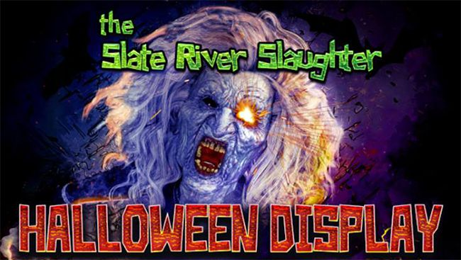Halloween_Display_Slate_River Lake Superior News